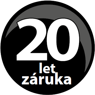 Záruka 20 let