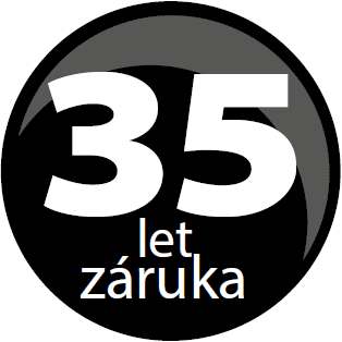 Záruka 35 let