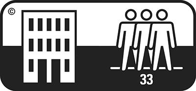 Zátěžová třída 33 – podlaha vhodná pro komerční prostory s vysokou zátěží